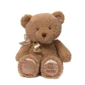 2点40分结束!GUND 泰迪熊毛绒玩具 10英寸到手价¥78.12 [已过期]