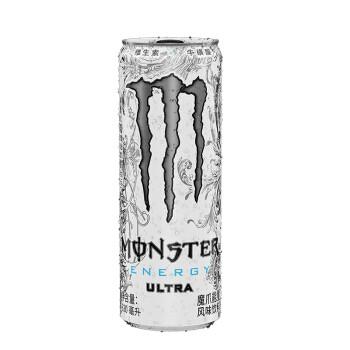 限黑龙江、京东PLUS会员: Monster 魔爪 无糖 能量风味饮料 330ml*24罐 59元(下单立减)