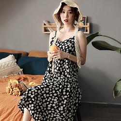 家语馨 H2095 小雏菊吊带睡裙 19.9元(需用券)