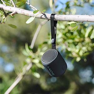 Sony索尼 SRS-XB12 便携迷你重低音无线蓝牙扬声器低音炮 凑单到手新低¥271.16