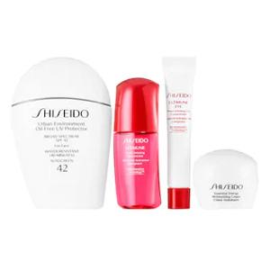 补货!Shiseido资生堂SPF x Every Day白胖子套装 售价$48,部分账户叠加8折