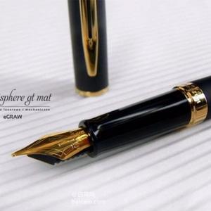 Waterman 威迪文 隽雅钢笔 F尖 到手约¥307.68
