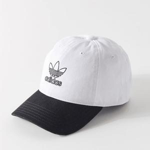 降价!Adidas Originals Relaxed Outline棒球帽 折后价$9.79(约70元)