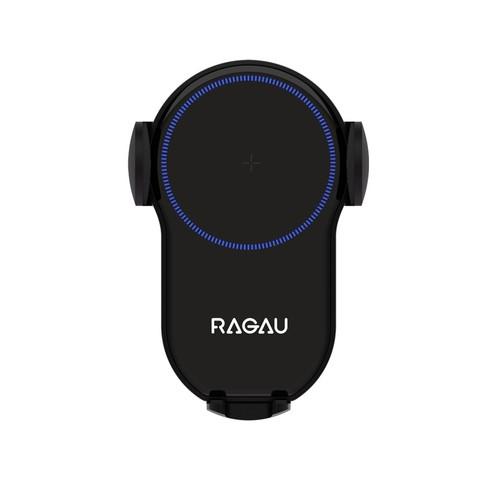 RAGAU 车载无线充电手机支架 15W 自动开合 79元包邮(需用券)