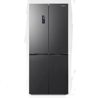 10日0点: Hisense 海信 BCD-450WMK1DPUJ 450升 十字对开门冰箱 3699元包邮(需用券,前20名可3199元)