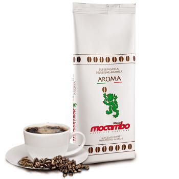 Drago Mocambo德拉戈莫卡波 意式浓缩浓香咖啡豆 1000g 86元包邮(需用券)