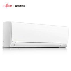 FUJITSU 富士通 ASQG09LPCC(KFR-25G/Bppc) 1匹 变频冷暖 壁挂式空调R-25G/Bppc) 2489元包邮(需用券)