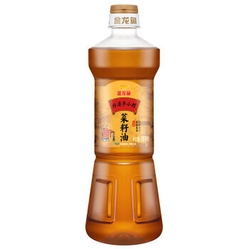 88VIP: 金龙鱼 非转基因 外婆乡小榨菜籽油 *3件 170.71元包邮(多重优惠)