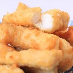 渔天下 冷冻大西洋真鳕吮指鱼柳 500g(独立两袋) *3件 +凑单品 58.9元(双重优惠)