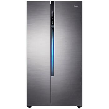 10日0点: Haier 海尔 BCD-520WDPD 对开门冰箱 520L 3199元包邮(前20名返500元京豆)