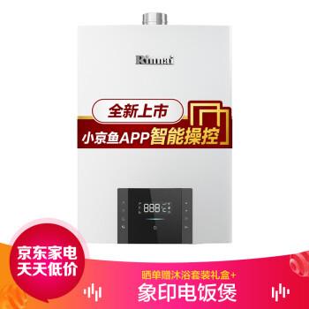 Rinnai 林内 16QD06W (JSQ31-D06W) 燃气热水器 16升 4299元包邮(需用券)