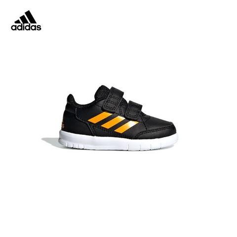 19日0点: adidas 阿迪达斯 AltaSport CF I G27107 婴童训练运动鞋 117元包邮