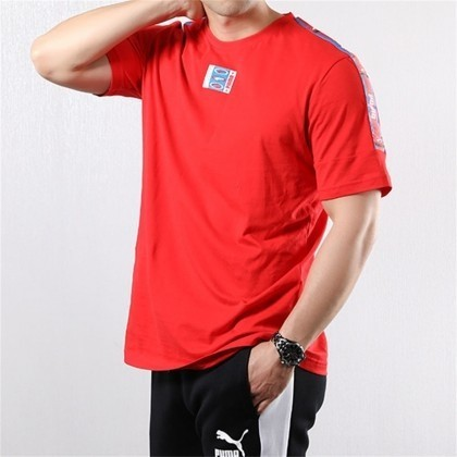 PUMA 彪马 579516 短袖跑步健身T恤 79元