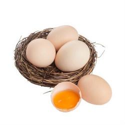 静益乐源 农家土鸡蛋 30枚装 19.9元包邮(需用券)