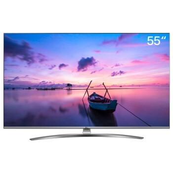 15日0点: LG 乐金 55LG75CMECB 55英寸 4K 液晶电视 3599元包邮