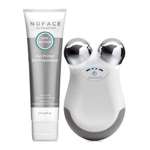 NuFACE 迷你面部紧肤套装 白色 Prime会员到手约¥937.64