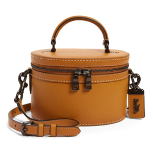 Coach蔻驰Trail Bag盒子包 两色 6折$210
