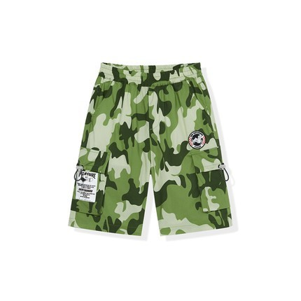 Mini Peace 太平鸟童装 男童短裤 108.12元包邮
