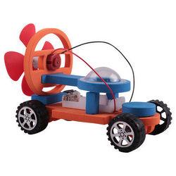 kepu 可普 儿童科学实验拼装空气风力车 12.8元包邮(双重优惠)