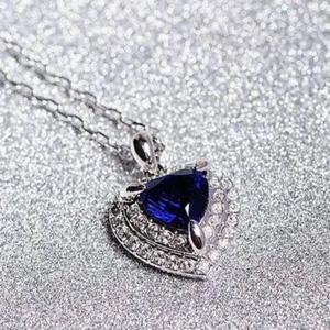 Swarovski施华洛世奇 ONE 永恒爱意125周年纪念款 心形项链5511541 到手约¥461.26
