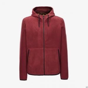 HLA海澜之家HWJAD3R503AAC摇粒绒舒适夹克外套*2件 160元(需用券,合80元/件)