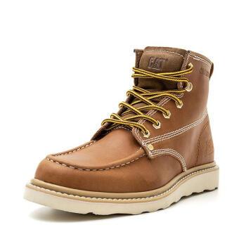 CAT卡特 GLENROCK MID P721411 男士牛皮革休闲靴 553元包邮(需用券)
