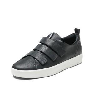 ECCO 爱步 柔酷8号 440514 男士魔术贴休闲鞋 584元包邮(需用券)