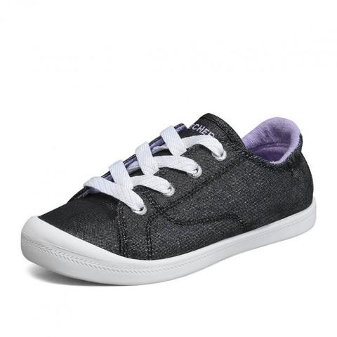 再降价: SKECHERS 斯凯奇 女童帆布鞋 *2件 213元包邮(需用券,合106.5元/件)
