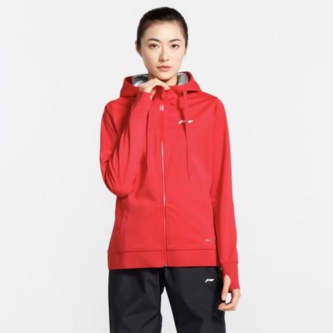 LI-NING 李宁 AWYN014 女士运动外套 *2件 165.6元包邮(合82.8元/件)