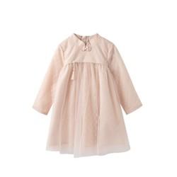 Mini Balabala 迷你巴拉巴拉 女童汉服连衣裙 80元