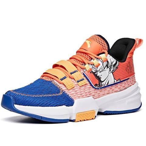 唯品尖货: ANTA 安踏 龙珠 112021615 男士篮球鞋 173元包邮(需用券)
