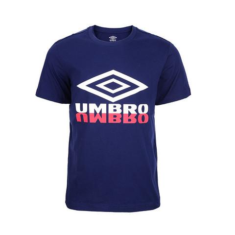 umbro 茵宝 UV202AP2598-001 男士休闲T恤 *2件 114.2元(需用券,合57.1元/件)