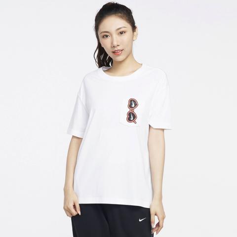 NIKE 耐克 CU9700 女款运动短袖T恤 69元