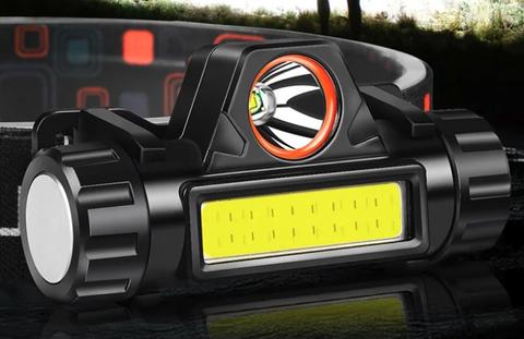 狼狐轩 头灯 普通型含电池 普通款 1.69元
