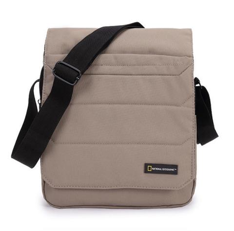 National Geographic 国家地理 N00707 男女款单肩包 99元包邮