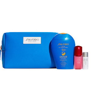 Shiseido资生堂蓝胖子套装(价值$82) 售价$49+满赠双重礼
