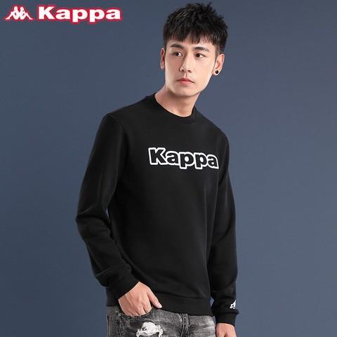 百亿补贴: KAPPA 卡帕 K0712WT02 男士针织套头卫衣 124元包邮(需用券,需拼购)