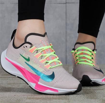 百亿补贴: NIKE 耐克 AIR ZOOM PEGASUS 37 PRM CQ9977 女士跑步鞋 544元包邮