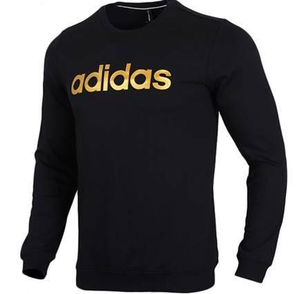 adidas 阿迪达斯 男装运动型格卫衣 123元