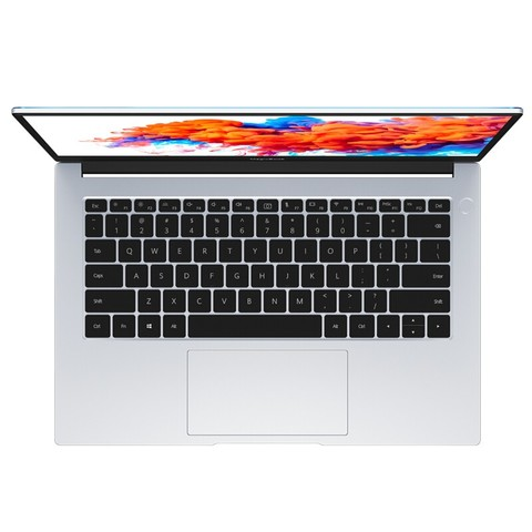 HONOR 荣耀 MagicBook 14 14英寸笔记本电脑(i5-10210U、16G、512GB、MX250) 4699元包邮