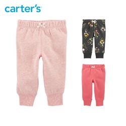 百亿补贴: Carter's 孩特 儿童加绒保暖裤子 18元包邮(需用券)