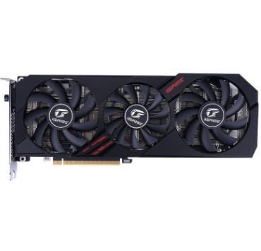 COLORFUL 七彩虹 iGame GeForce GTX 1650 Ultra 4G GDDR6 显卡 999元包邮