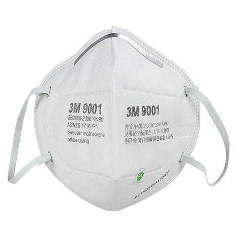 3M KN90口罩 颈带式 50只 95元包邮(需拼购)