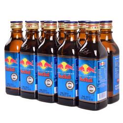 百亿补贴: Red Bull 红牛 强化牛磺酸功能性饮料 100ml*10瓶 40.3元包邮