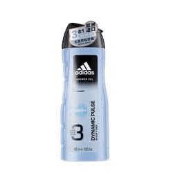 adidas 阿迪达斯 持久留香三效合一沐浴露 400ml 14.9元包邮(需用券)