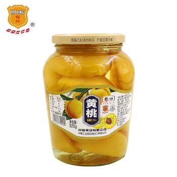 MALING 梅林 糖水黄桃罐头 920g *12件 67.8元(双重优惠)