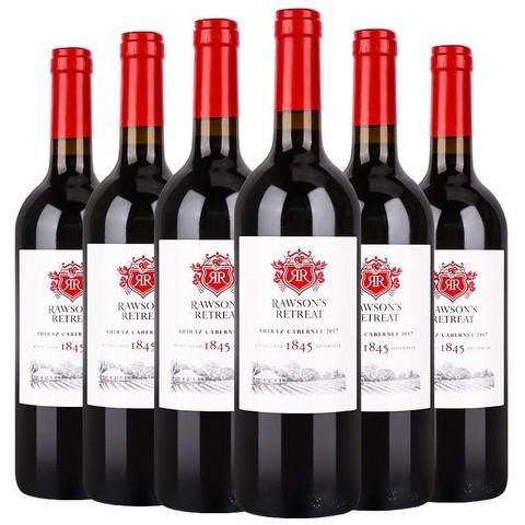 百亿补贴: Penfolds 奔富 设拉子赤霞珠干红葡萄酒 750ml*6瓶 153元包邮
