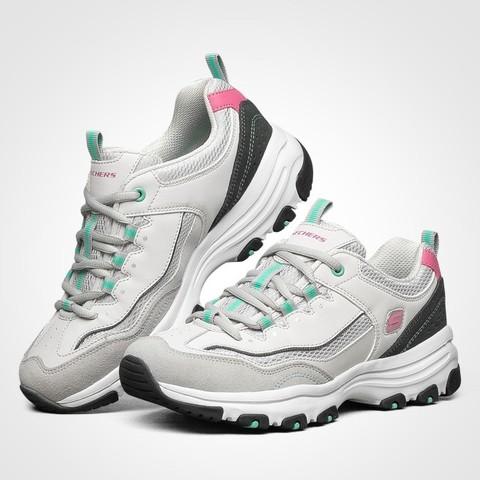 SKECHERS 斯凯奇 88888279 女款休闲鞋 *2件 448元包邮(需用券,合224元/件)