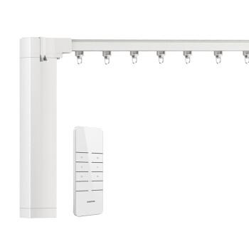 DOOYA 杜亚 m1 窗帘电机轨道套装 窗帘电机+3米直轨+安装 711.2元包邮(下单立减)