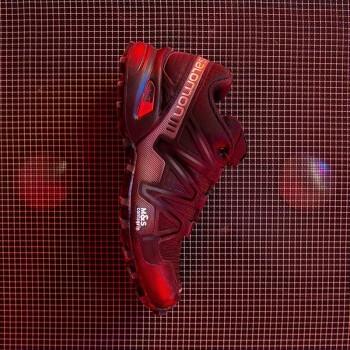 京东PLUS会员: SALOMON 萨洛蒙 Speed Cross 3 ADV 410855 男女款越野鞋 544.6元包邮(需用券)